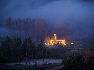 L'église Saint-Pierre de Mostuéjouls