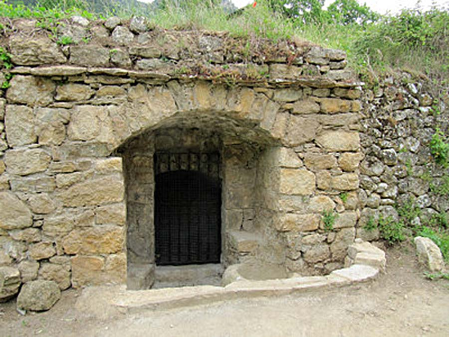 La source de Comayras restaurée