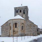 L'église Saint-Sauveur de Liaucous