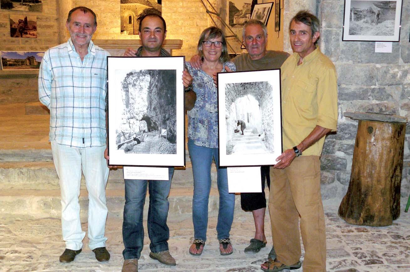Les gagnants du prix René Delon 2016
